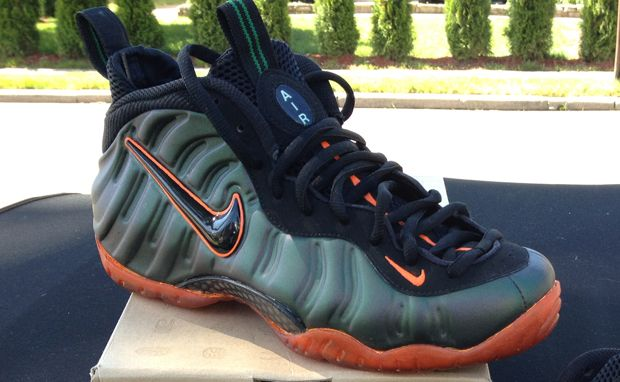 New Images Of The Nike Air Foamposite Pro Metallic Silver   Air foamposite  pro, Foamposite pro and Metallic