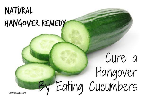 komkommers-kater-remedie-natuurlijke-cure