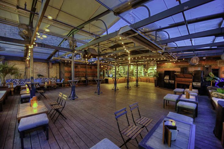 Best Outdoor Bars in Austin (June2013) -- Great Patios at Lanai, Contigo, Easy Tiger, Hotel San Jose, etc.