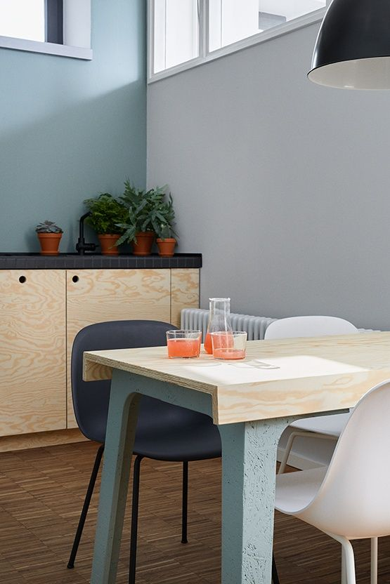 Le Studio | Interiordesign project by jäll & tofta Berlin