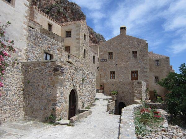 Medieval Castle of Monemvasia