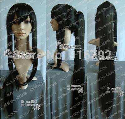 Бесплатная доставка >>> d. Серый - человек косплей канды юу с черный парик