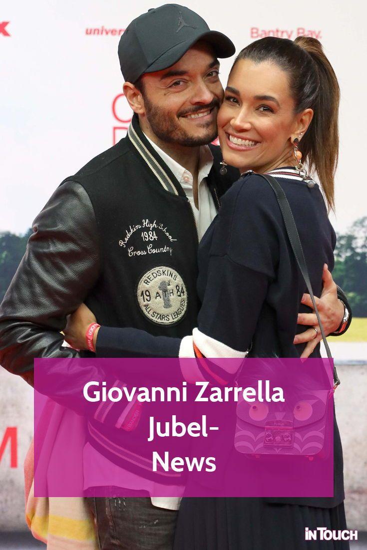 Giovanni Zarrella Jetzt Verkundet Er Die Jubel News Jubel Jana Ina Zweites Kind