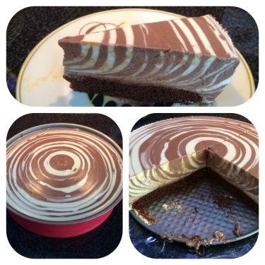 Cool Schoko Quark Kuchen Susis Thermiwelt Blog