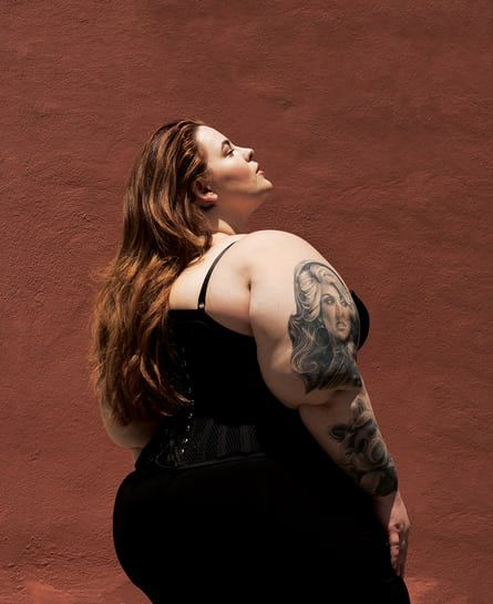 d6e06518eb6 Tess Holliday   Never seen a fat girl in her underwear before ...