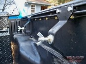 Armor Tech Offroad Hi Lift mounts Toyota Tacoma