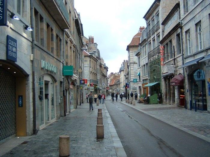 Besancon, France.