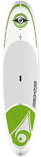 """The BIC Sport ACE-TEC 9'6"""" Standup paddle board incorporates BIC Sport's proprietary ACE-TEC Epoxy/ASA Thermoformed construction technique, giving you the stiffness, weight, and glide characteristics of traditional Epoxy Standup construction with a 30%+ increase in ding resistance..."""