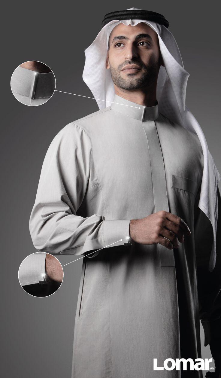 "Oasis Unedited: ""مجموعة تصاميم ثلاثية الأبعاد من لومار"" - Introducing 3D & Metal Thobe Collection @LomarThobe"