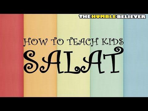 How to Teach Kids Salat - Nouman Ali Khan [Funny] - YouTube