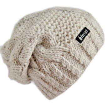 Frost Hats Winter Hat for Women Slouchy Beanie Hat Knitted Winter Hat Frost Hats