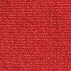 Bright Red Outdoor Carpet