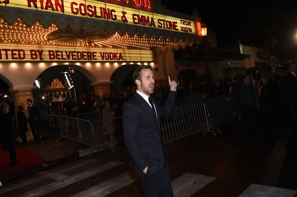 Ryan Gosling Photos Photos - Actor Ryan Gosling attends SBIFF Outstanding Performers of the Year Award, Presented by Belvedere Vodka, honoring Ryan Gosling and Emma Stone on February 3, 2017 in Santa Barbara, California. - SBIFF Outstanding Performers of the Year Award, Presented by Belvedere Vodka, Honoring Ryan Gosling and Emma Stone