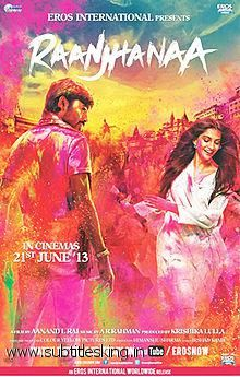 Easy and free way to download english subtitles for Raanjhanaa  - http://www.subtitlesking.in/subtitle/raanjhanaa-english-subtitles-103630.htm - Dont forget to rate and share if these english subtitles match and work for your Raanjhanaa