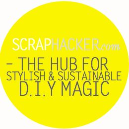 Scrap Hacker --LOVE this site!  Great ideas for repurposing, reclaiming, and re-doing fun stuff!!!