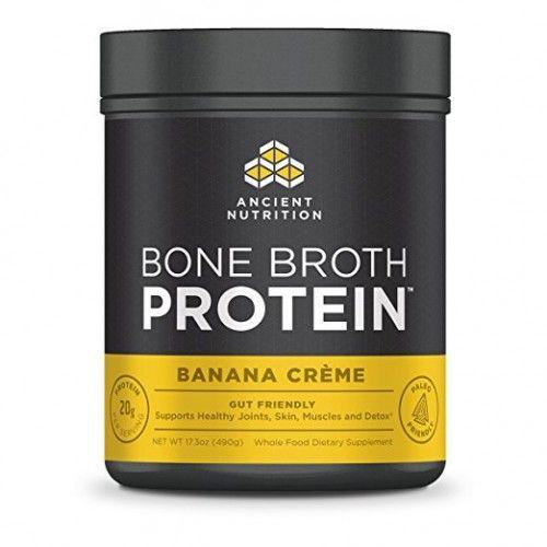 Ancient Nutrition Bone Broth Protein - Banana Crème