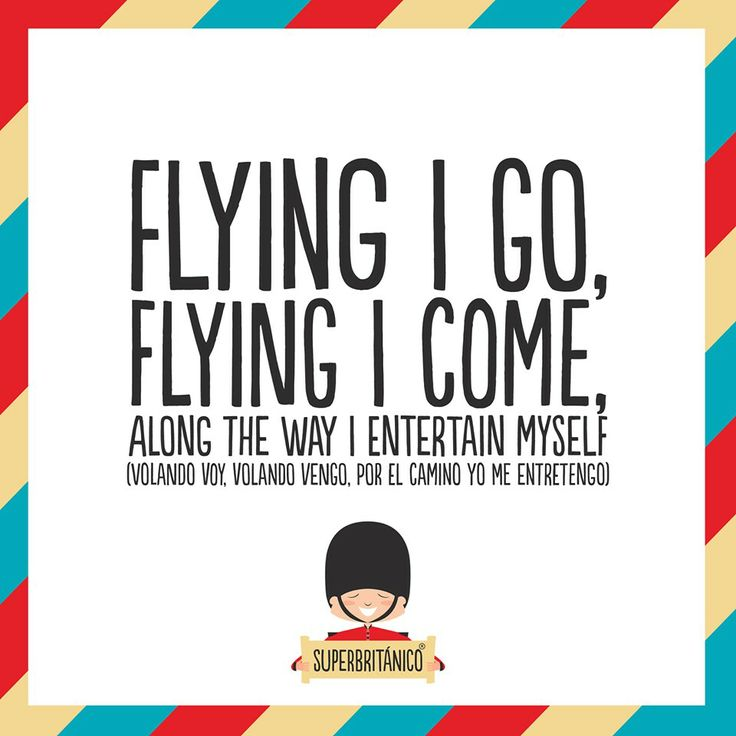 Volando - Superbritanico (Fb)