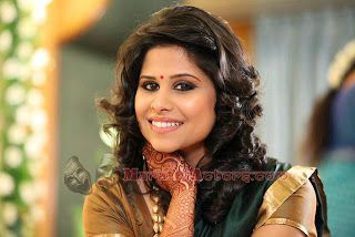 Marathi film actress Sai Tamhankar