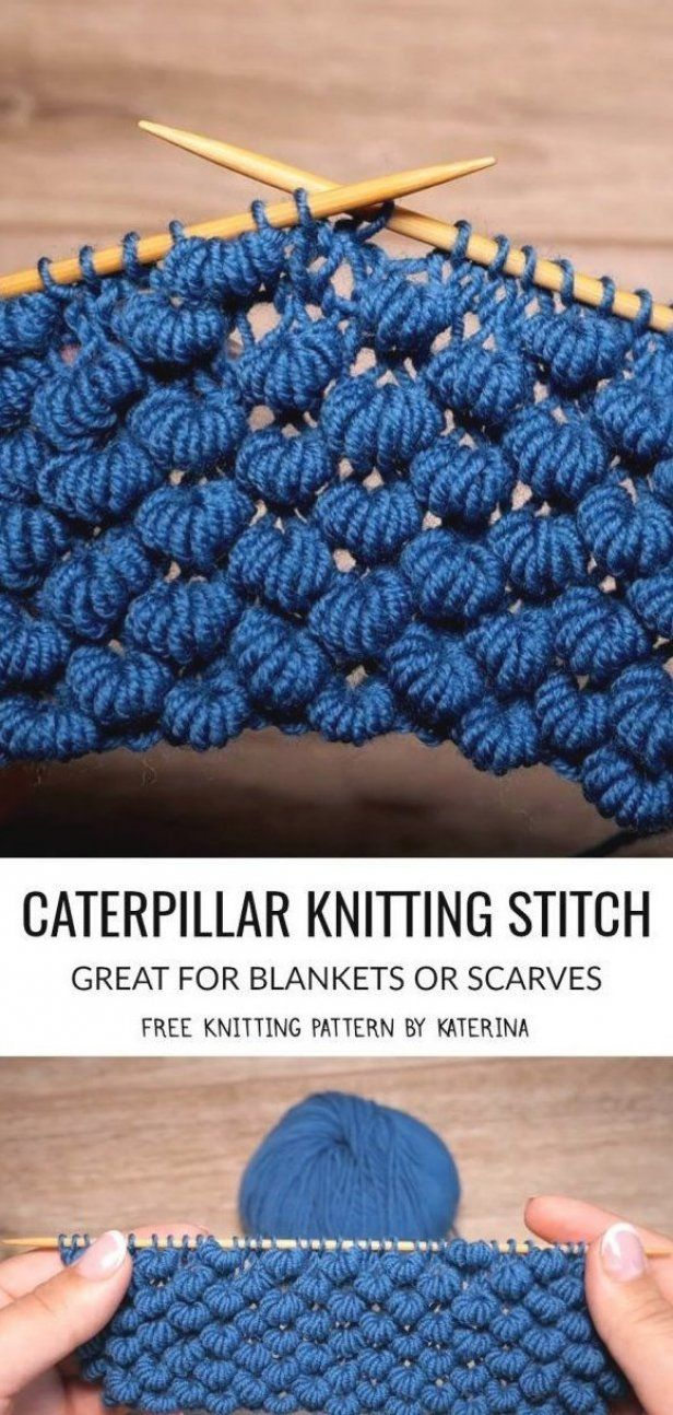 Learn How To Crochet The Bean Stitch With This Video
