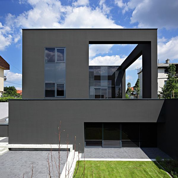 Facade House Contemporary: 53 Best Images About Facades On Pinterest