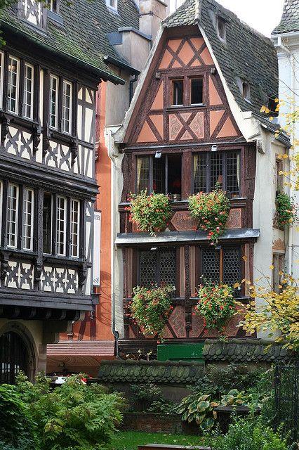 Strasbourg (région Alsace) - France
