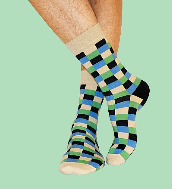 Amazon River Socks mens socks casual socks l by UUNIQUE EVER