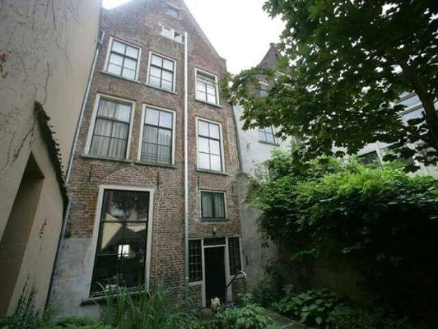 Oudste stenen huis Deventer