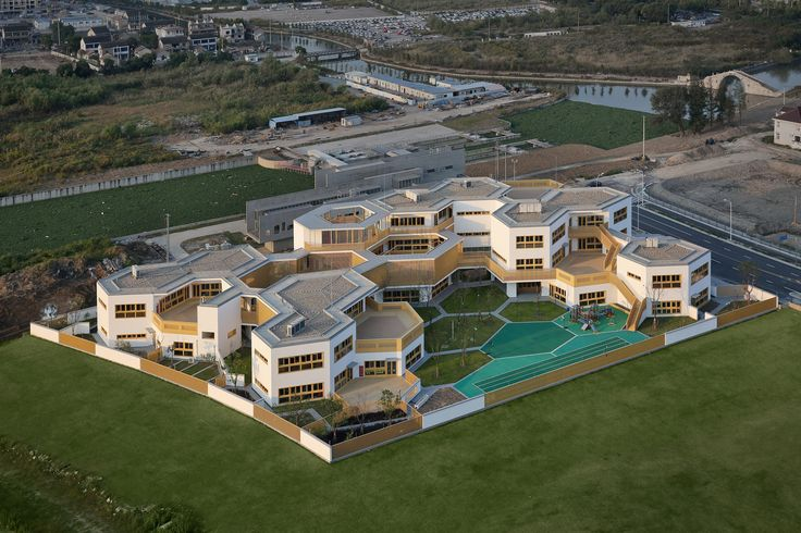 Gallery of East China Normal University Affiliated Bilingual Kindergarten / Scenic Architecture Office - 4