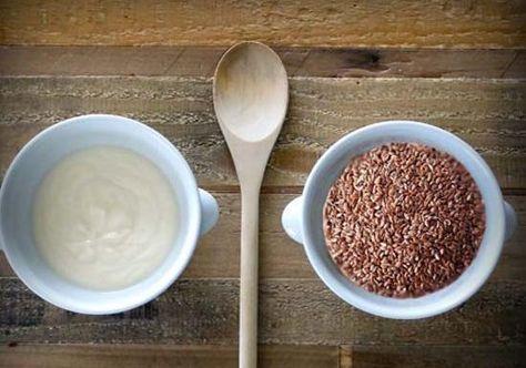 Come pulire il colon e bruciare i grassi con farina di semi di lino e kefirconsigli bio rimedi naturali consigli bio