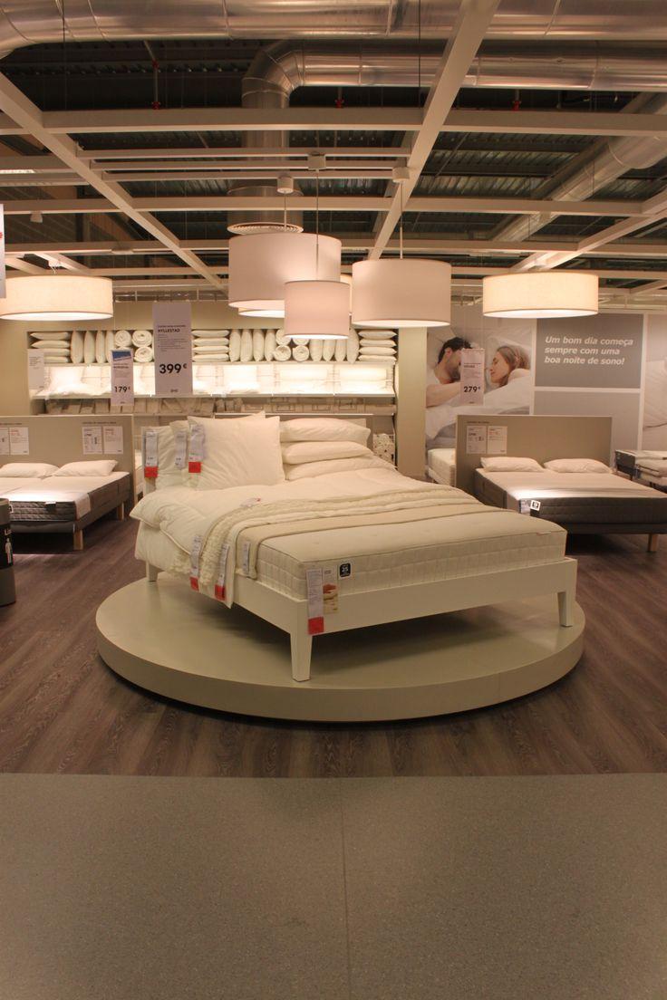 Ikea Mattress Retail Ness Pinterest Showroom And Bedroom