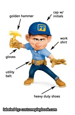 fix-it-felix-wreck-ralph-costume
