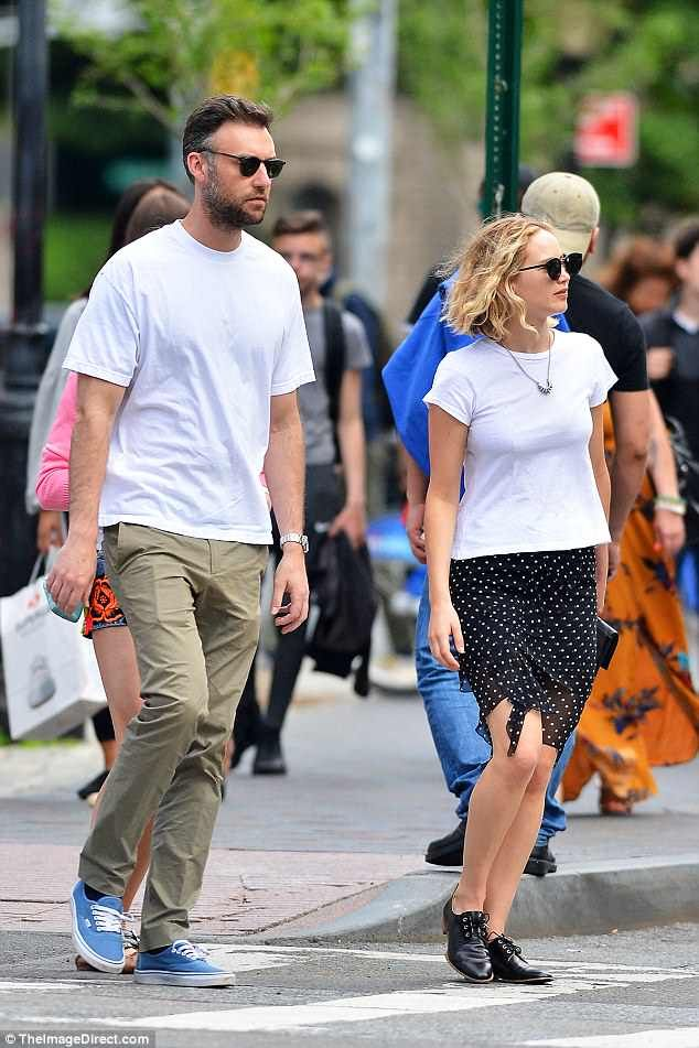 Jennifer Lawrence and Cooke Maroney enjoy romantic date in ...
