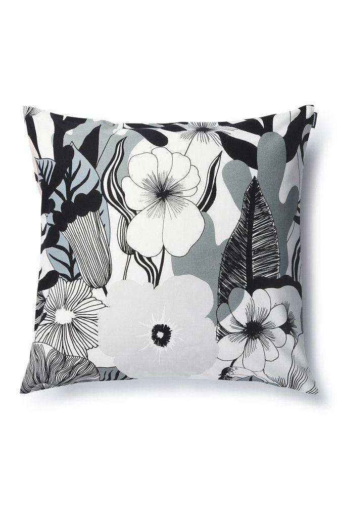 "Marimekko Marimekko Kasvu 20"" Pillow Cover - KIITOSlife"