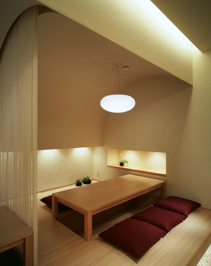 Kappo Hisago Restaurant By Ichiro Nishiwaki Design Office Niigata Japan