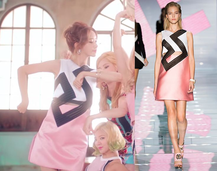 "This Is (Almost) Every Outfit Featured in Girls' Generation's ""Lion Heart"" MV"