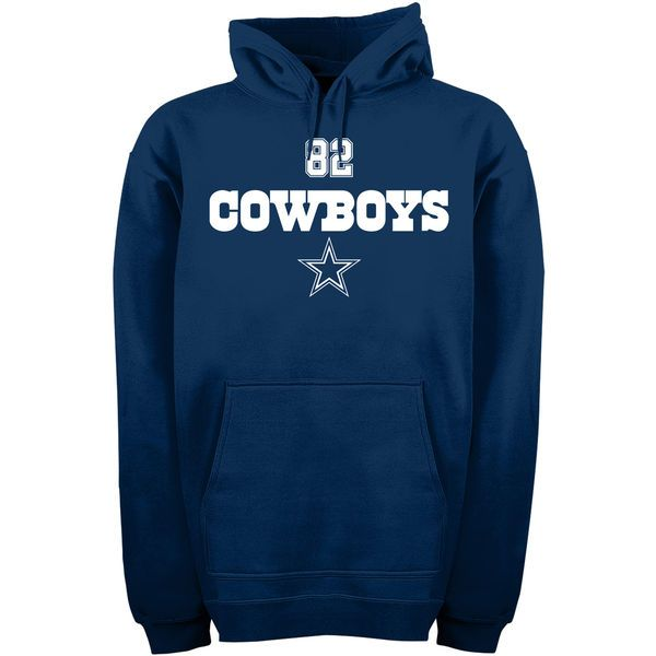 Jason Witten Dallas Cowboys Player Name & Number Pullover Hoodie - Navy - $64.99
