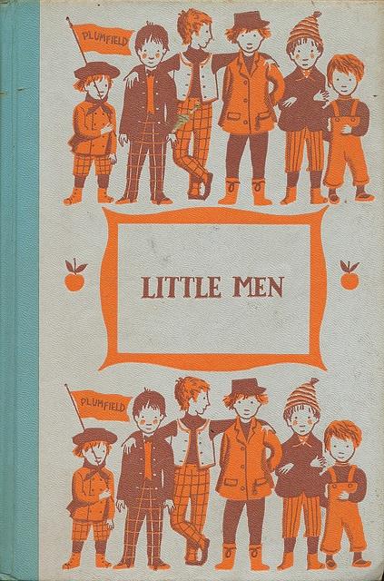 Little Men, junior deluxe editions 1955, photo by Scott Lindberg