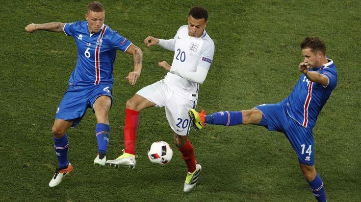 EURO 2016 - L'Islande est bel et bien la sensation de cet Euro. Les Islandais ont éliminé lundi soir l'Angleterre à Nice (2-1) lors du dernier 8e de finale. Les Anglais avaient pourtant rapidement ouvert le score sur penalty (4e) avant de se faire surprendre par deux fois (6e, 18e).