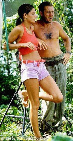 Steve McQueen and Ali McGraw
