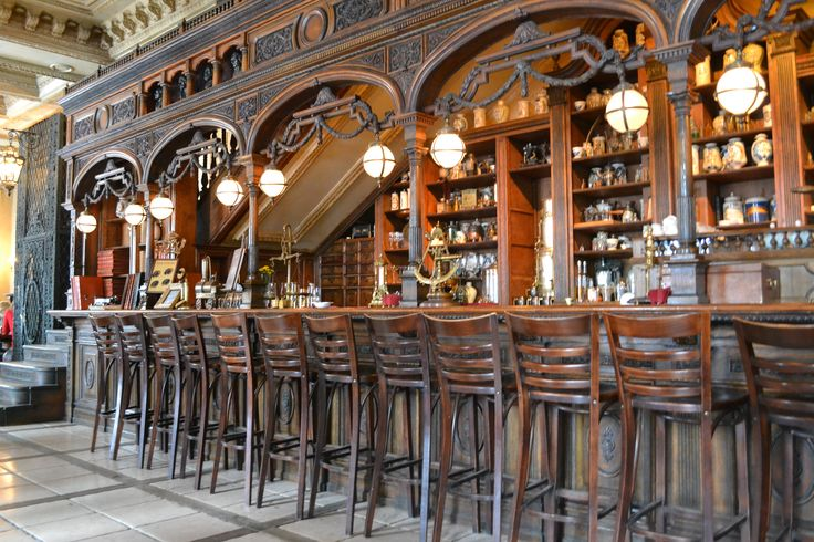 El Restaurant Pushkin, un recorrido gastronómico por la cultura rusa #Viajes