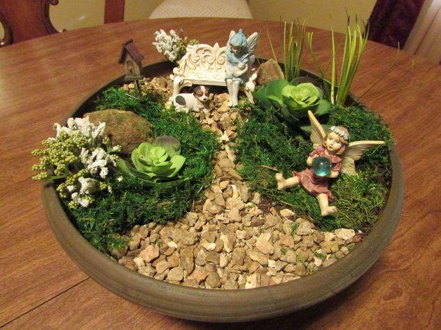 Plus de 1000 id es propos de f e lutin etc sur pinterest jardins porte de gnome et maisons - Jardin de fee ...