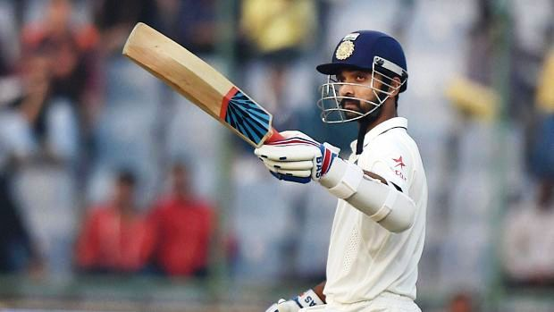 Ajinkya Rahane Takes The Fight To South Africa Becomes Fifth Indian To Score A Twin Ton