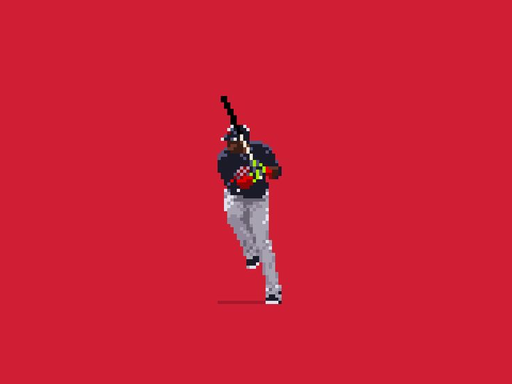 At age 40, Big Papi posted one of the greatest final seasons in MLB history, with a whopping OPS of 1.021!!!  Follow me on Instagram for versions with sound.
