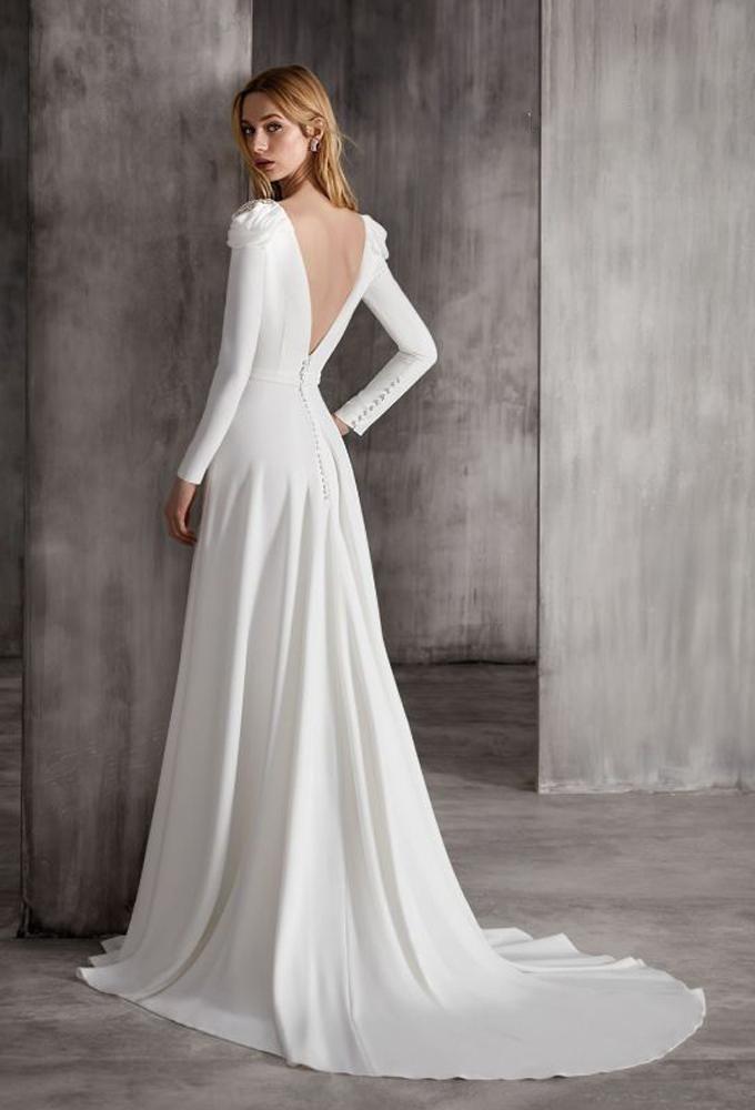 30 vestidos de novia que no podrás olvidar esta temporada