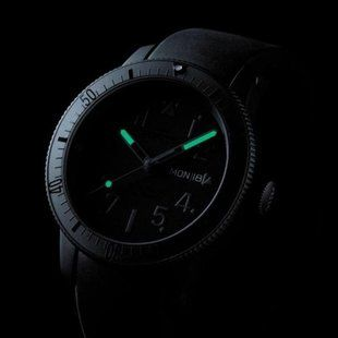 Fortis B-42 Black Automatic Black Dial Watch