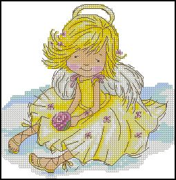 Angel in yellow, part 1