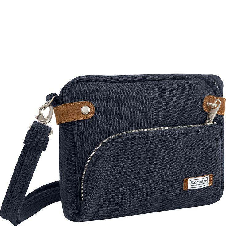Travelon Anti-Theft Heritage Small Crossbody Bag - eBags.com