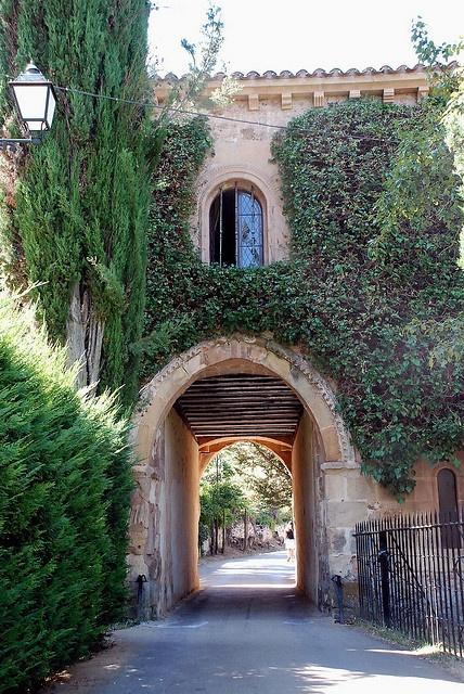 Soria - Monasterio de San Polo (Paseo de San Saturio) #CastillayLeon #Spain