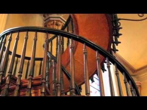 La milagrosa escalera de Santa Fe - YouTube