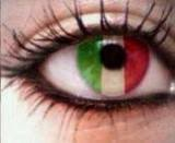 Italian eye..amazing, wonder how they did this so realisticly..